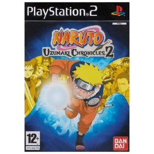 Naruto Uzumaki Chronicles 2 (PS2)