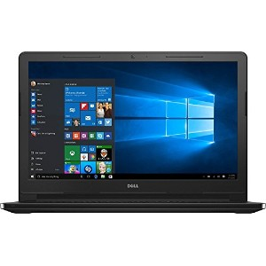 "2017 Newest Dell - Inspiron 15.6"" I3558-0954BLK Laptop - Intel Core i3-5005U (3M Cache, 2.00 GHz) -..."