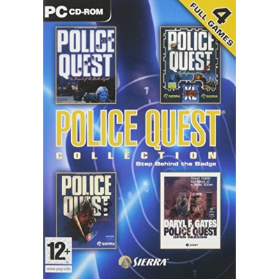 Police Quest Collection 4 Pack (輸入版)