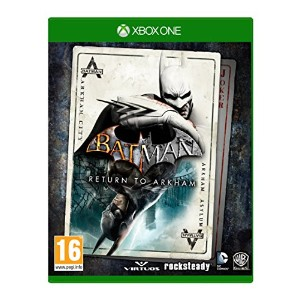 Batman: Return to Arkham - [Xbox One] - Imported