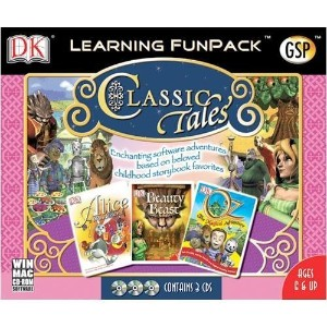 DL Classic Tales Learning Fun Pack (輸入版)