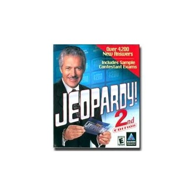 JEOPARDY 2ND (輸入版)