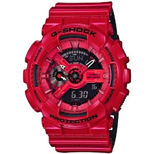 [カシオ]CASIO 腕時計 G-SHOCK Punching Pattern Series GA-110LPA-4AJF メンズ