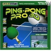 Ping Pong Pro 3D - (Table Tennis 3D) (輸入版)