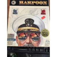 "HARPOON (5.25"" FLOPPY DISC PC GAME)(THIS IS NOT A CD-ROM PC GAME) (輸入版)"