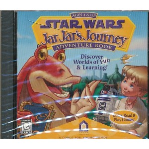 STAR WARS JAR JARS JOURNEY (輸入版)