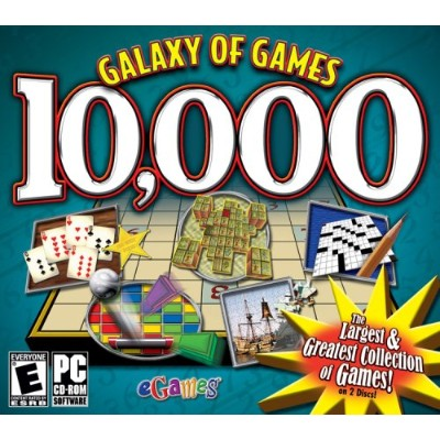 Galaxy of Games 10,000 (輸入版)