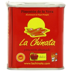 Smoked Paprika (sweet) 70g D.O.P. - La Chinata Pimenton- THE VERY BEST