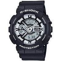 [カシオ]CASIO 腕時計 G-SHOCK White and Black Series GA-110BW-1AJF メンズ