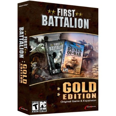 First Battalion: Gold Edition (輸入版)