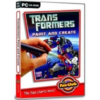 Transformers Paint and Create (輸入版)