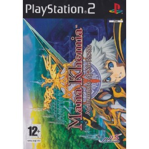 Mana Khemia: Alchemists of Al-Revis - Standard Edition (PS2)