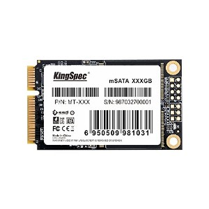 KingSpec 128GB mSATA3 MINI PCI-E MLC Solid State Drive 128gb mSATA