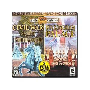 Hidden Mysteries Civil War- Secrets of the North and South/ Bukingham Palace Combo Pack (輸入版)
