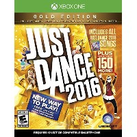 Just Dance 2016 (Gold Edition) (輸入版:北米) - XboxOne