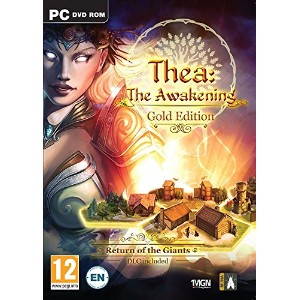 Thea: The Awakening Gold Edition (PC DVD) (輸入版)