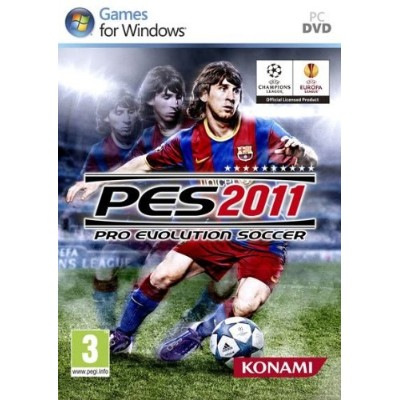 PRO EVOLUTION SOCCER PES 2011 PC (輸入版)