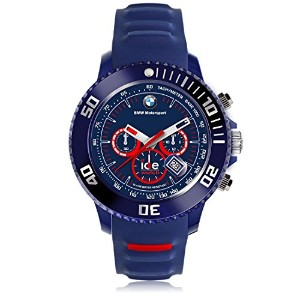 [アイスウォッチ]ICE-WATCH BMW Motorsport by Ice-Watch - Chrono - Dark Blue & Red - Big BM.CH.BRD.B.S.14  ...
