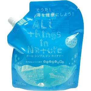 All things in Nature(詰替え用)450ml