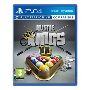 Hustle Kings VR [PS4] - Imported