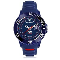 [アイスウォッチ]ICE-WATCH BMW Motorsport by Ice-Watch - Sili - Dark Blue & Red - Unisex BM.SI.BRD.U.S.14  ...