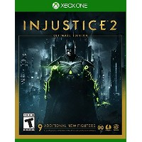 Injustice 2: Ultimate Edition (Xbox One) (輸入版)