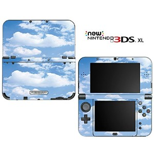 new3DSLL 【スキンシール】 New ニンテンドー 3DS LL /Z15/Clouds