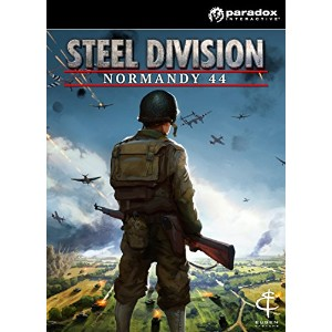 Steel Division Normandy 44 (PC Code - Steam) (輸入版)