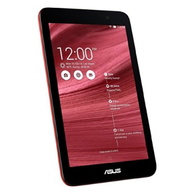 ASUS ME176 MeMO Pad 7 タブレットPC レッド ( Android 4.4.2 / 7 inch / Atom Z3745 / 1GB / eMMC 16G / WIFI対応 )...