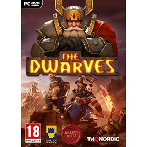 The Dwarves (PC DVD) (輸入版)