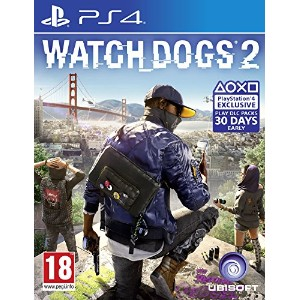 Watch Dogs 2 (PS4) (輸入版)