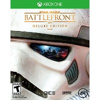 STAR WARS Battlefront Deluxe Edition (輸入版:北米) - XboxOne