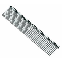 Andis AN65730 7.5 in. Steel Grooming Comb