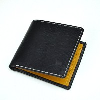 Whitehouse Cox / ホワイトハウスコックス 【Holiday Line】 S-7532 Nortecase With Coincase Black Regent×Yellow