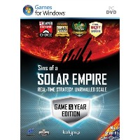 Sins of Solar Empire: Game Of The Year Edition (輸入版)