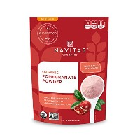 Navitas Naturals Organic Pomegranate Powder, 8-Ounce Pouches [並行輸入品]