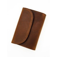 Whitehouse Cox『ホワイトハウスコックス』SETTLER 『セトラー』正規取扱店 OW-1112-3 Fold Purse-Brown