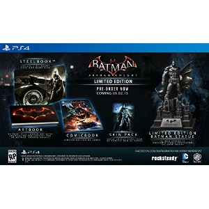 Batman: Arkham Knight Ltd Edition