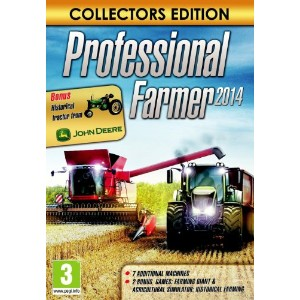 Professional Farmer 2014 Collectors Edition (PC DVD) (輸入版)