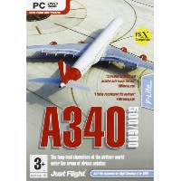 A340 500/600 Add-on for Microsoft Flight Simulator 2004