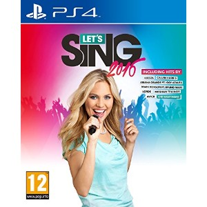 Let's Sing 2016 (PS4) (輸入版)