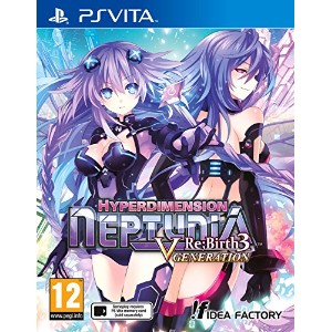 Hyperdimension Neptunia Re-Birth 3: V Generation (Playstation Vita) (輸入版)