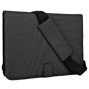 "Cooper Cases(TM) Magic Carry II PRO Lenovo ThinkPad 10, ThinkPad Tablet 2 10.1""タブレット携帯用ポートフォリオケース..."