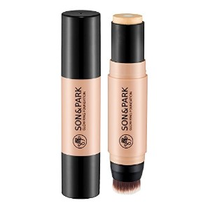 Son & Park(Son and Park) Glow Ring Foundation SPF45/PA+.//KOREAN CELEBRITY MAKE-UP Best Hit Item ...