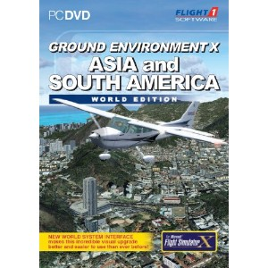 Ground Environment X Asia and South America (PC) (輸入版)