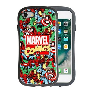 iFace First Class MARVEL iPhone8 / 7 ケース 耐衝撃 / ヒーロー / 集合