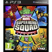 marvel superhero SQ infinity Gauntlet (PS3) (輸入版)