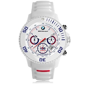 [アイスウォッチ]ICE-WATCH BMW Motorsport by Ice-Watch - Chrono - White - Big Big BM.CH.WE.BB.S.13  【正規輸入品】