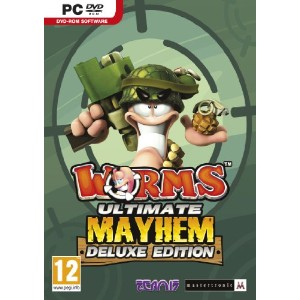 Worms Ultimate Mayhem: Deluxe Edition (PC) (輸入版)
