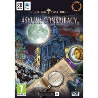 nightfall mysteries: Asylum conspiracy (PC) (輸入版)